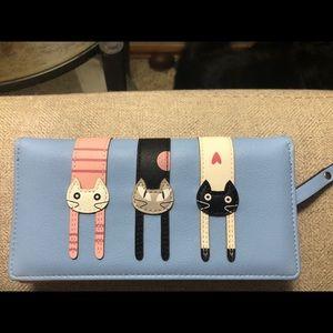 Cat wallet super cute!